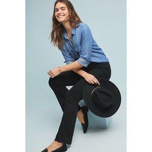 NWT ANTHROPOLOGIE Pilcro High Rise Bootcut Jeans